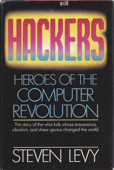 File:Hackers - Hardcover - USA - Anchor Press - 1st Edition.jpg