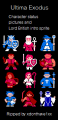 Ultima - Exodus - NES - Sprite Sheet - Player Icons.png