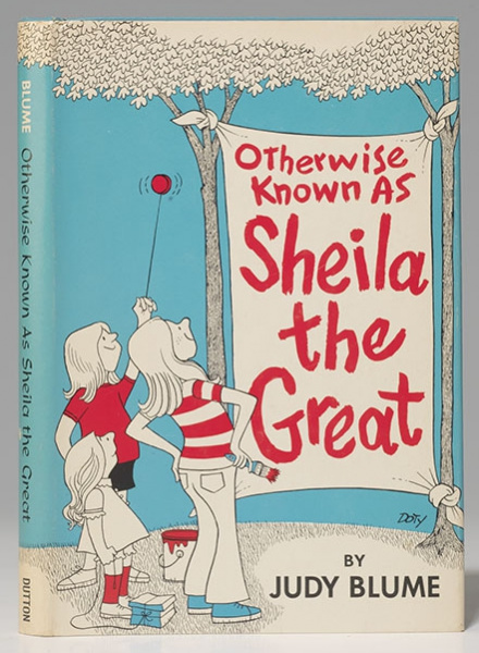 File:Otherwise Known As Shelia the Great - Hardcover - USA - 1st Edition.jpg