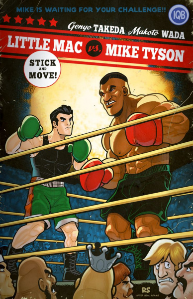 File:Mike Tyson's Punch-Out!! - Fan Art 2.jpg