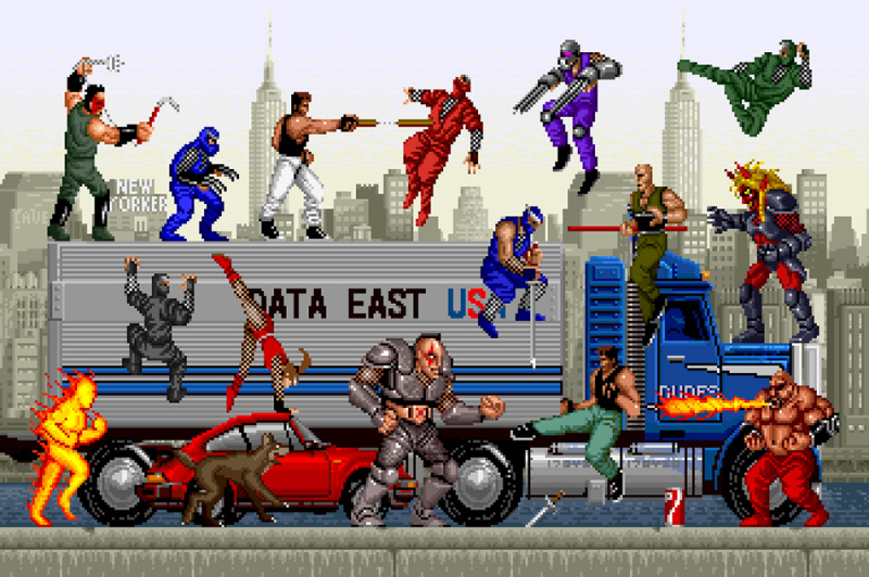 File:Bad Dudes - ARC - Fan Art - Collage.jpg