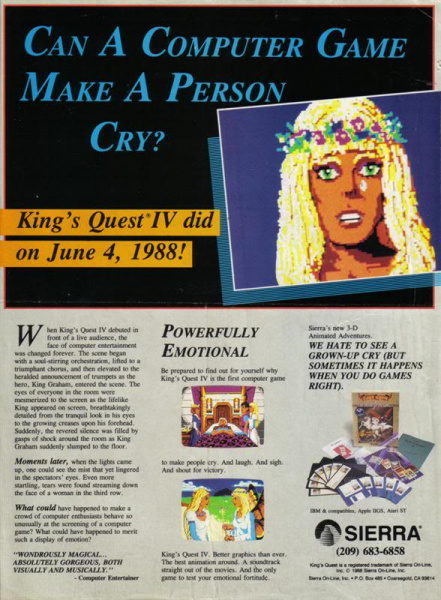 File:King's Quest IV - Magazine Ad.jpg