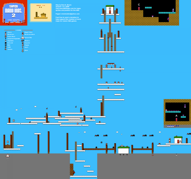 File:Super Mario Bros. 2 - NES - Map - 7-1.png