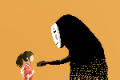 Aidan Moher - Spirited Away - No-Face.png