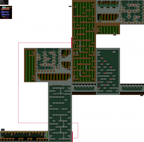 File:Blaster Master - NES - Map - Area 2.png