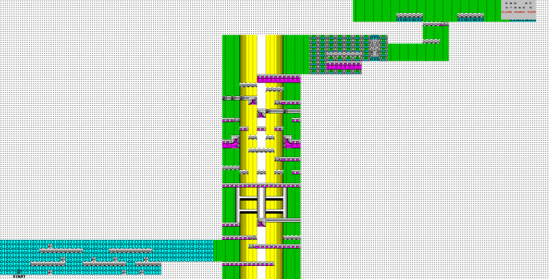 File:Bionic Commando - ZXS - Map - Stage 5.png