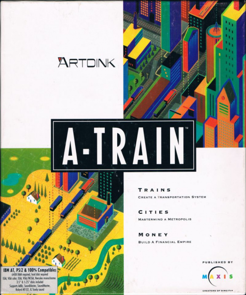 File:A-Train - DOS - USA.jpg