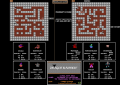 Dragon Warrior - NES - Map - Mountain Cave.png