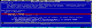CGA Example - 80x25 Text - QuickBASIC.png