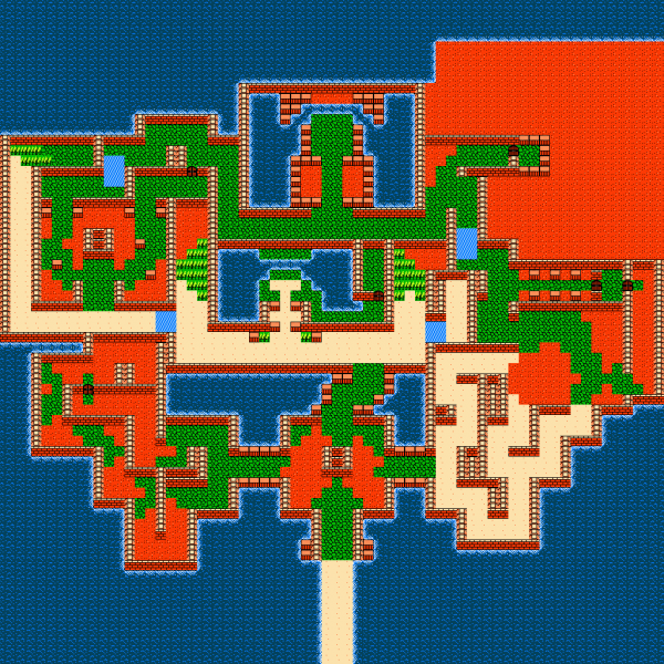 File:Ultima - Exodus - NES - Map - Exodus's Castle.png