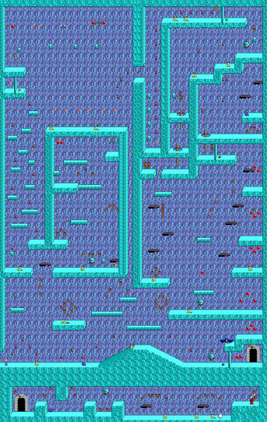 File:Commander Keen 4 - DOS - Map - Crystalus.png