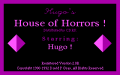 Hugo's House of Horrors - DOS - Screenshot - Title.png