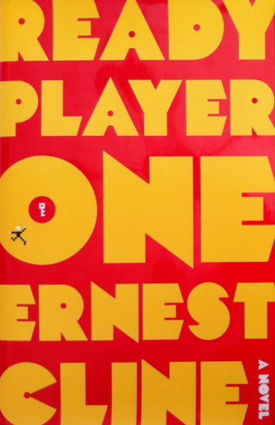 File:Ready Player One - Hard Cover - USA.jpg