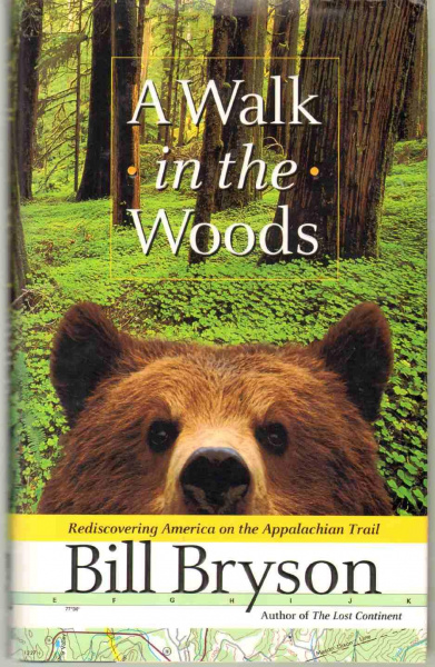 File:Walk In the Woods, A - Hardcover - USA - 1st Edition.jpg