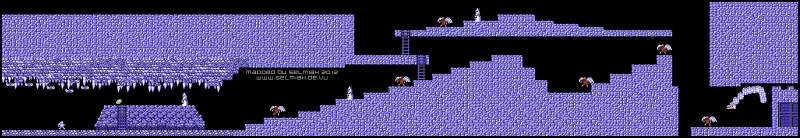 File:Ghosts 'N Goblins - C64 - Map - Stage 4.png
