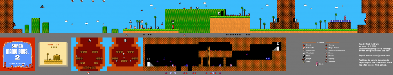File:Super Mario Bros. 2 - NES - Map - 1-2.png