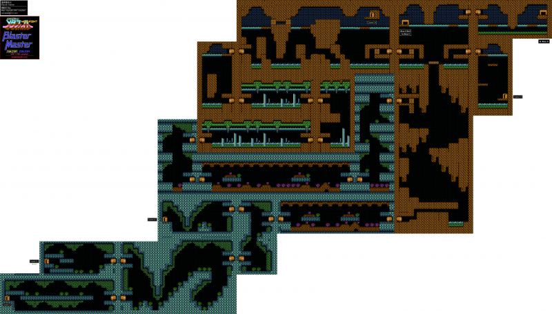 File:Blaster Master - NES - Map - Area 5.png