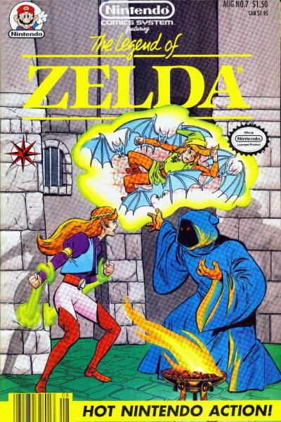 File:Nintendo Comics System - Valiant Comics - 7 - Cover.jpg
