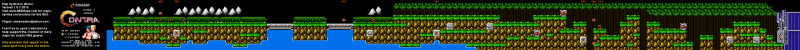 File:Contra - NES - Map - 1 - Jungle.png