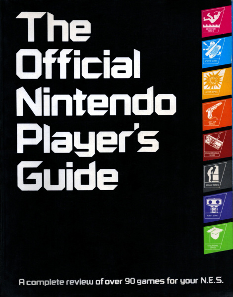 File:Official Nintendo Player's Guide, The - Paperback - USA.jpg