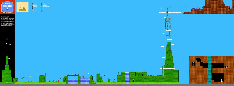 File:Super Mario Bros. 2 - NES - Map - 1-1.png