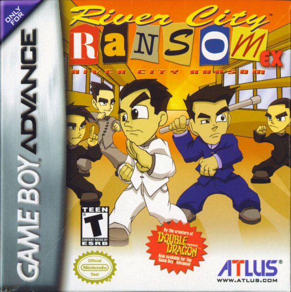 File:River City Ransom EX - GBA - USA.jpg
