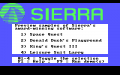 Sierra AGI Demo 1 - Screenshot - Menu.png