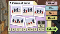Nelson Tethers - Puzzle Agent - W32 - Screenshot - Crow Picture Puzzle.jpg