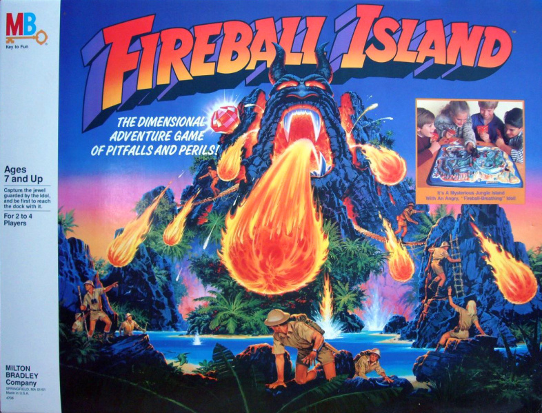 File:Fireball Island - Box - Cover.jpg
