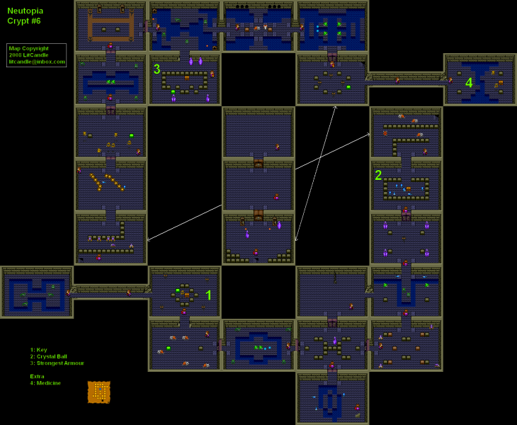 File:Neutopia - TG16 - Map - 3.3 - Crypt 6.png
