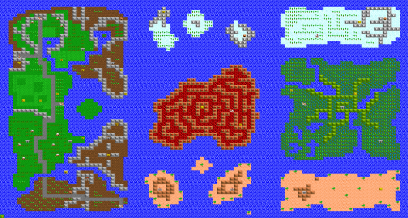 File:Might and Magic III - Isles of Terra - DOS - Map.png