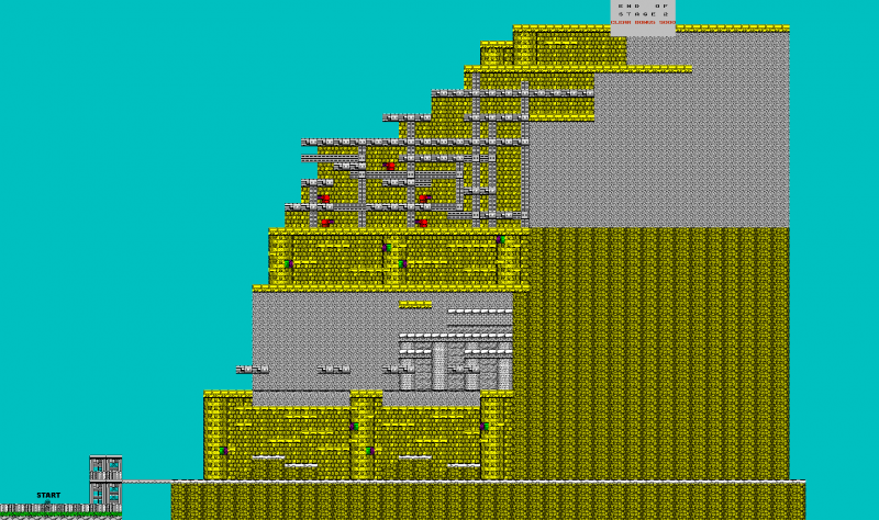 File:Bionic Commando - ZXS - Map - Stage 2.png