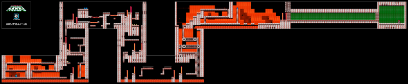 File:Mega Man - NES - Map - Fireman.png