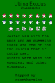 Ultima - Exodus - NES - Sprite Sheet - Unused.png