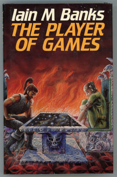 File:Player of Games, The - Hardcover - UK - 1st Edition.jpg