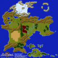 ActRaiser - SNES - Map - World - Unpopulated.png