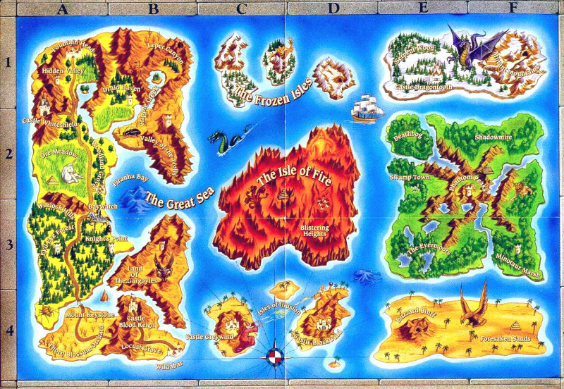 File:Might and Magic III - Isles of Terra - Map.jpg