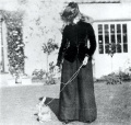 Beatrix Potter - Unknown - With Benjamin Bunny.jpg