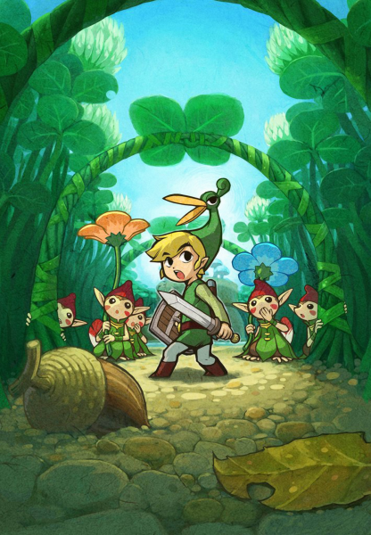 File:The Minish Cap - Protection.png