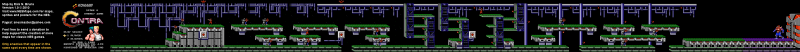 File:Contra - NES - Map - 6 - Energy Zone.png