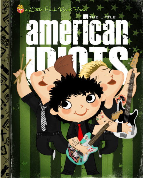 File:Joey Spiotto - Golden Books - Green Day - American Idiots.jpg
