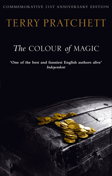 File:Color of Magic - UK - Hard Cover - Special Edition.jpg