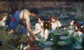 John William Waterhouse - 1896 - Hylas and the Nymphs.jpg