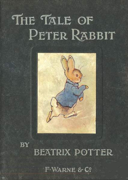 File:Peter Rabbit - Hardcover - UK - First Edition.jpg