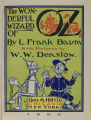 Wonderful Wizard of Oz, The - Hardcover - USA - Title Page.jpg
