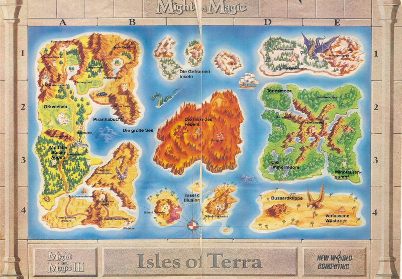 File:Might and Magic III - Isles of Terra - Map - German.png