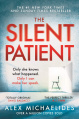 Silent Patient, The - Paperback - UK - Orion.jpg